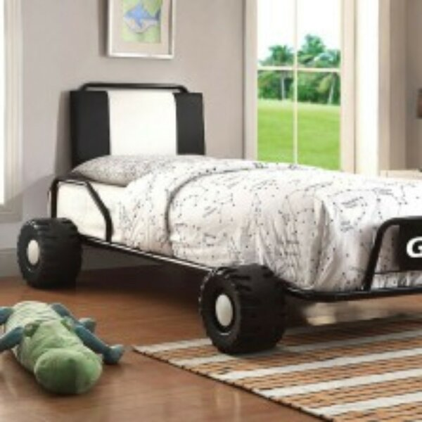 Olevia Twin Platform Bed by Zoomie Kids