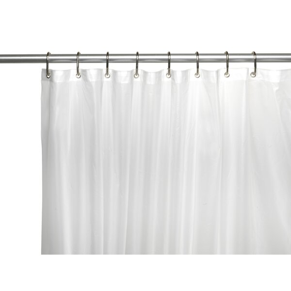 EVA Shower Curtain Liner by Symple Stuff