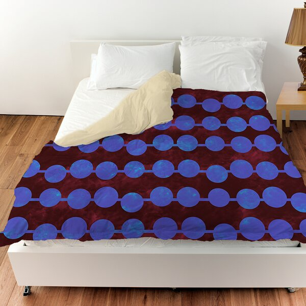 Line Dots Duvet Cover by Manual Woodworkers & Weavers