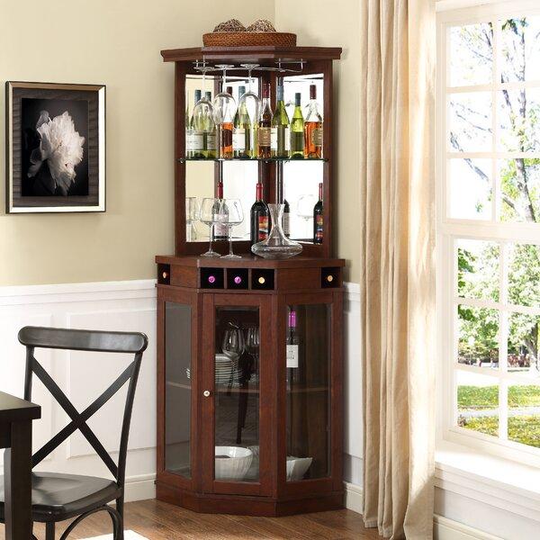 Ashfield Bar With Wine Storage By Red Barrel Studio