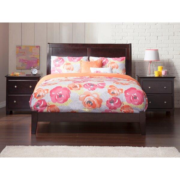 Quitaque Full Panel Bed by Harriet Bee