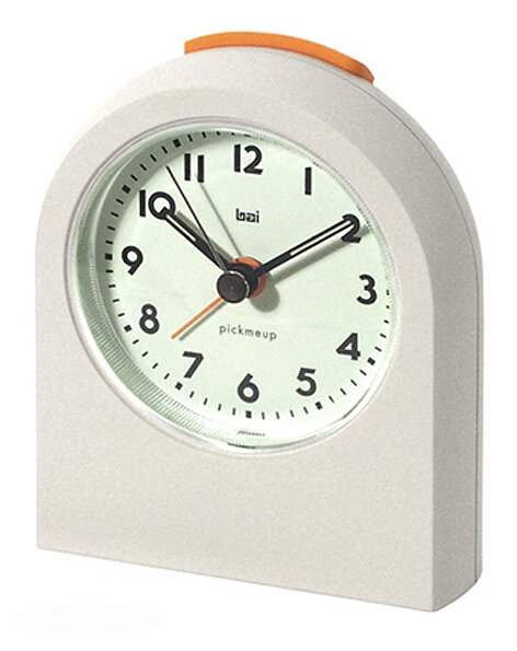 Landmark Pick-Me-Up Alarm Clock by Bai Design