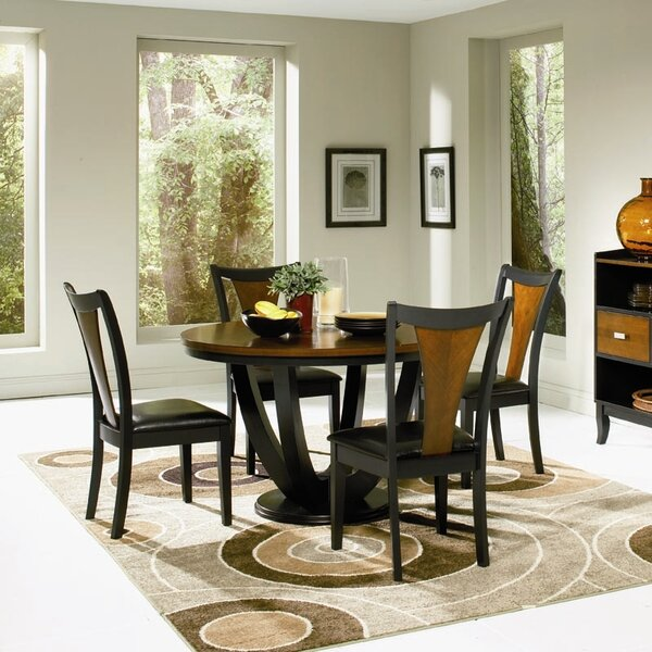 Kayla 5 Piece Dining Set by Bloomsbury Market