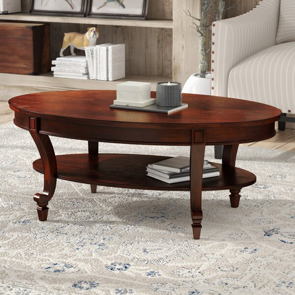 Fitchett Coffee Table by Three Posts