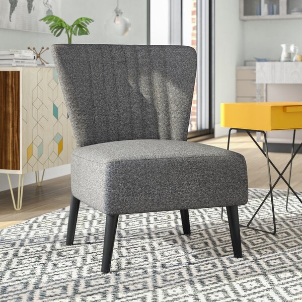 Veras Slipper Chair by Wrought Studio