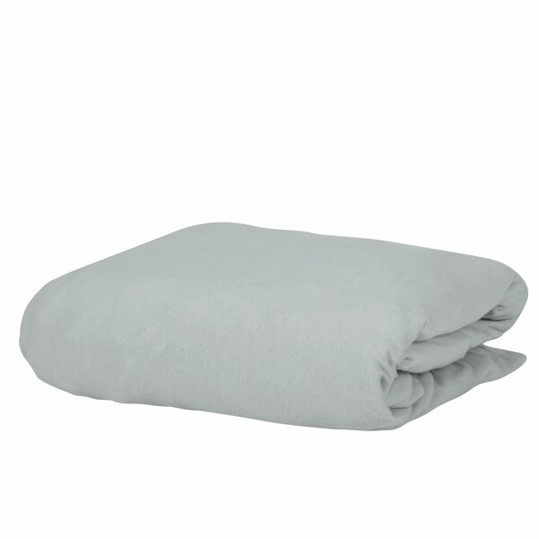 Georgia Microfiber Fitted Sheet by Charlton Home