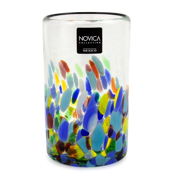 Recycled 14 Oz. Tumbler (Set of 6) by Novica