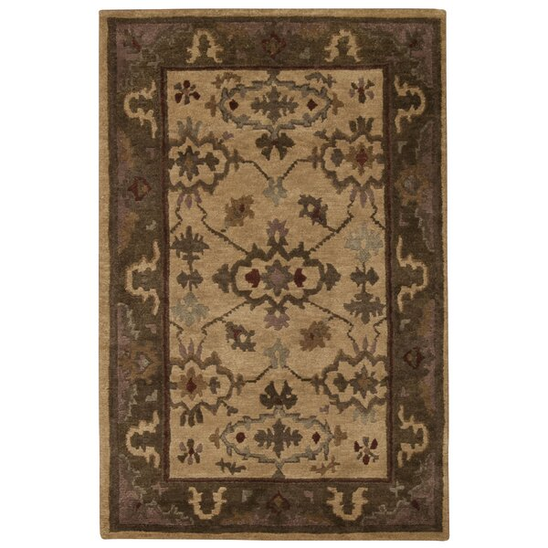 Bowen Ivory Area Rug by Darby Home Co