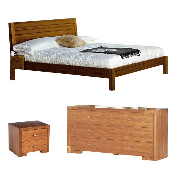 Hibbler Platform Configurable Bedroom Set by Mercury Row