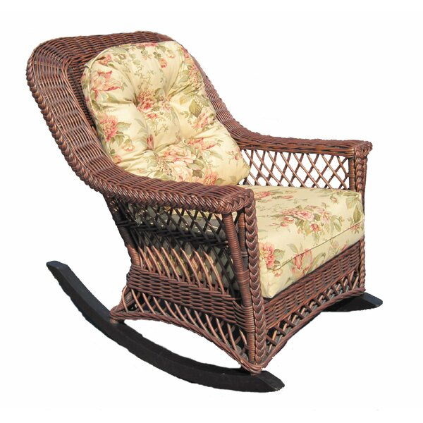 Rosado Rocking Chair by Bay Isle Home