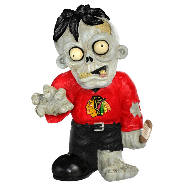 NHL Zombie Figurine Statue by Forever Collectibles