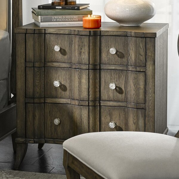 Brentwood Theo 3 Drawer Bachelor's Chest by Fine Furniture Design