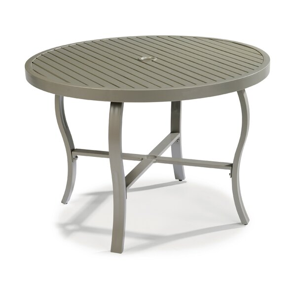 Dinapoli Outdoor Dining Table by Red Barrel Studio