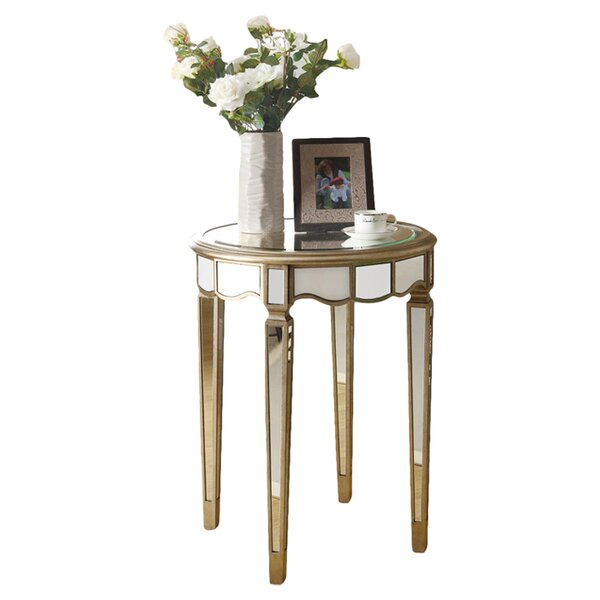 Mirrored End Tables Youu0027ll Love | Wayfair