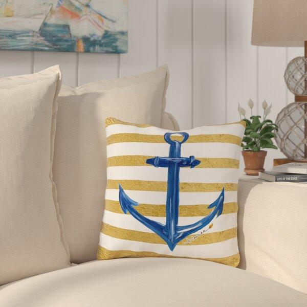 Ebert Throw Pillow by Breakwater Bay