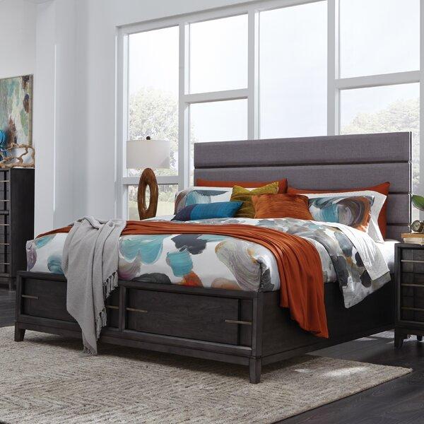 Diehl Upholstered Storage Standard Bed by 17 Stories
