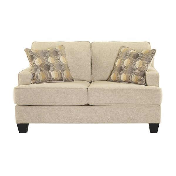 Canady Loveseat by House of Hampton