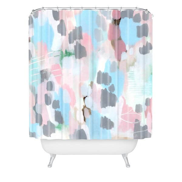 Laura Fedorowicz Shower Curtain by East Urban Home