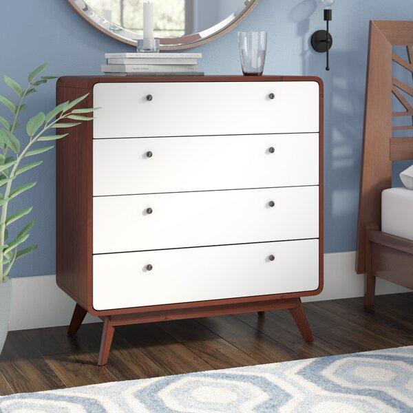 Trinity 4 Drawer Dresser by Langley Street
