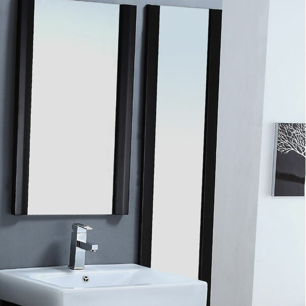 Narrow Wall Mirror by Legion Furniture