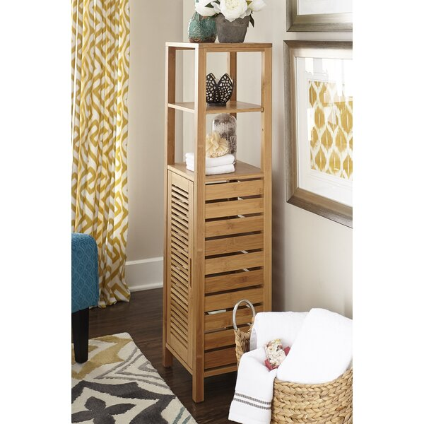Avella 13 W x 46.5 H Linen Tower by Andover Mills