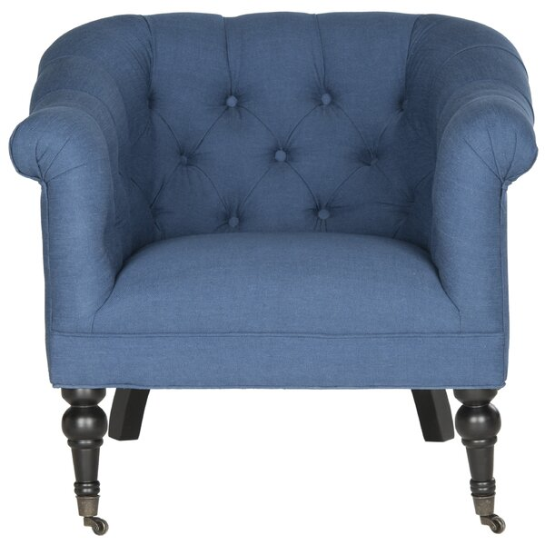 Crown Armchair By Alcott Hill Reviews