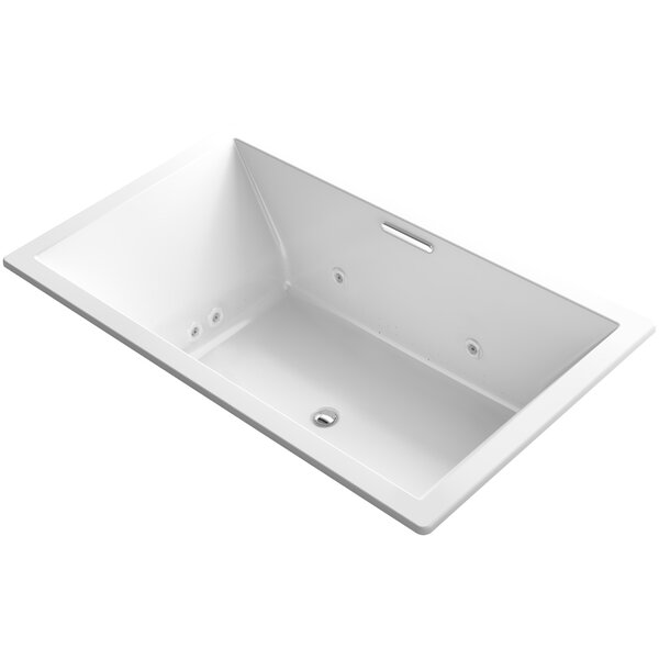 Underscore 72 x 42 Air / Whirlpool Bathtub by Kohler