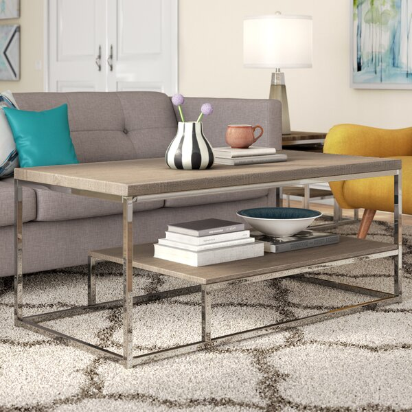 Corona Coffee Table by Mercury Row