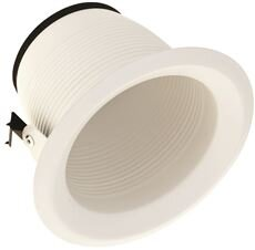 Airtight Baffle 4 Recessed Light by Monument