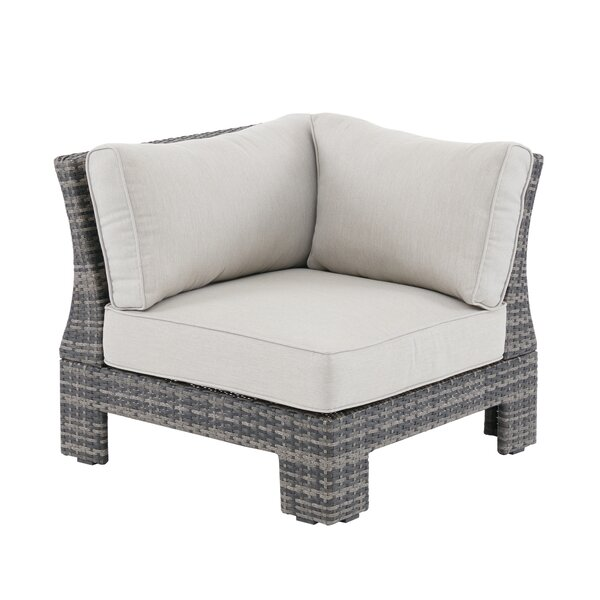 Krysten Corner Chair with Cushion by Ivy Bronx