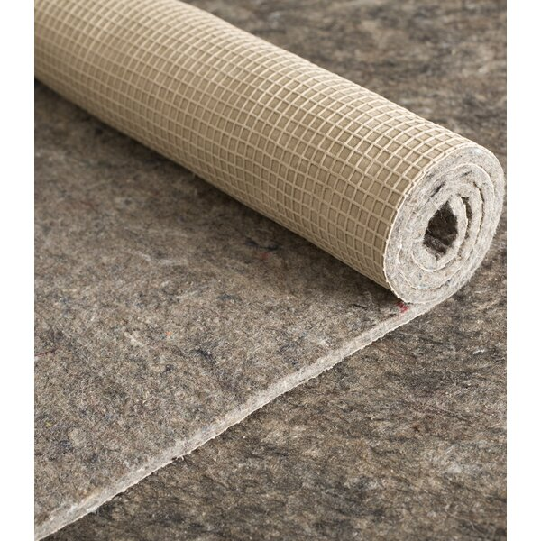 Anchor Grip 30 0.375 Felt and Rubber Rug Pad by RugPadUSA