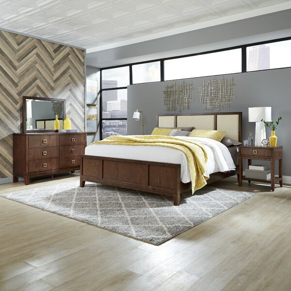 Robbinsdale 3 Piece Bedroom Set by Wrought Studio