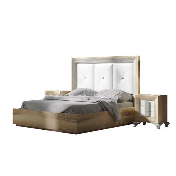 Rone Standard 3 Piece Bedroom Set by Brayden Studio