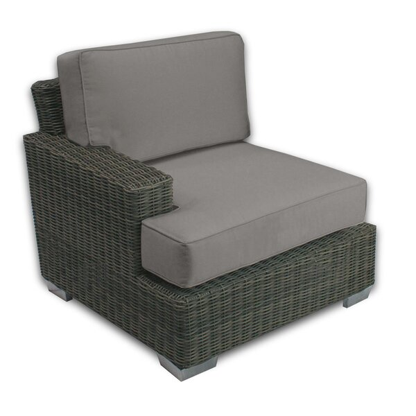 Palisades Left Arm Facing Sectional Piece By Patio Heaven
