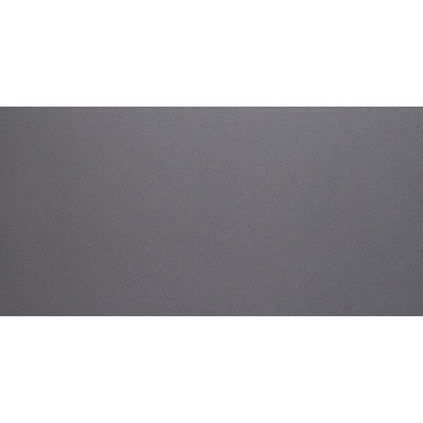 Aledo 12 x 24 Porcelain Field Tile in Dark Grey by Itona Tile