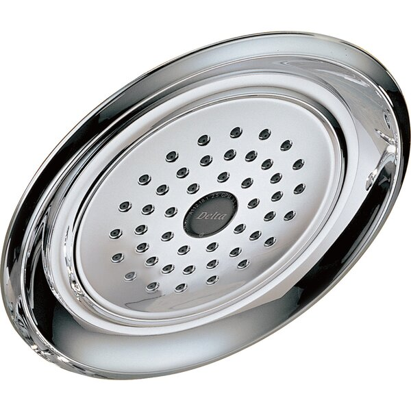 Universal Showering Components Multi Function Rain Shower Head by Delta Delta