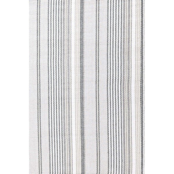 Gradation Gray/White Indoor/Outdoor Area Rug by Dash and Albert Rugs