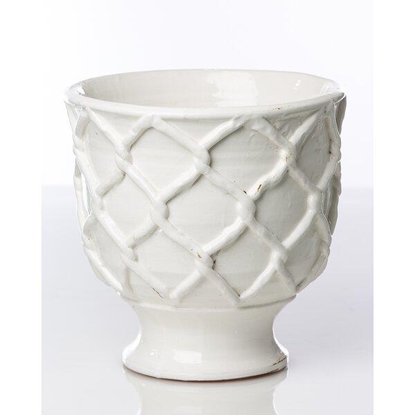 Vinci Ceramic Pot Planter by Abigails