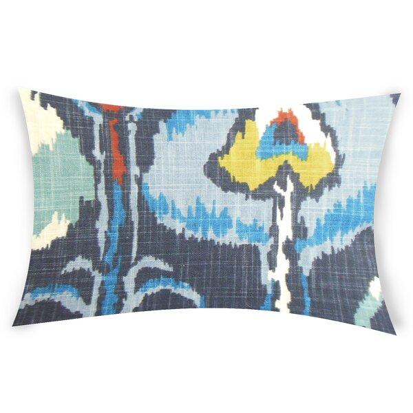 Glynn Cotton Lumbar Pillow by Winston Porter