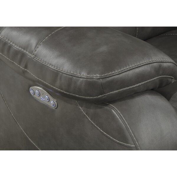 Exellent Quality Sheridan Reclining Loveseat by Catnapper by Catnapper
