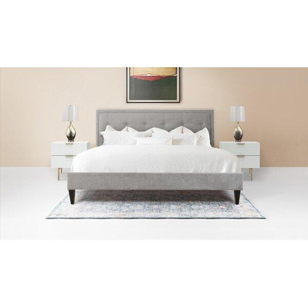 Lexy Upholstered Platform Bed by Jennifer Taylor