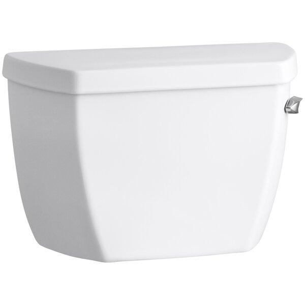 Highline 1.6 GPF Toilet Tank (Seat Not Included) by Kohler