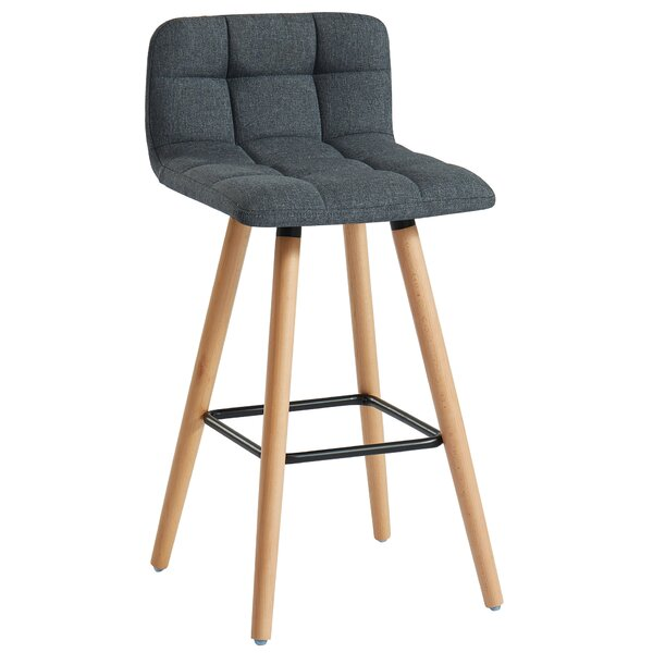 Bone 26 Bar Stool (Set of 2) by George Oliver