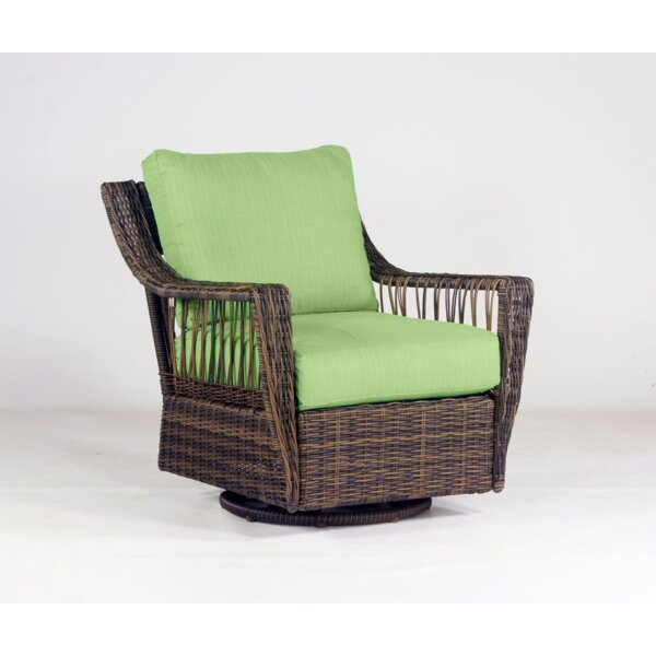 St Philips Marsh Patio Chair with Cushion by Bay Isle Home