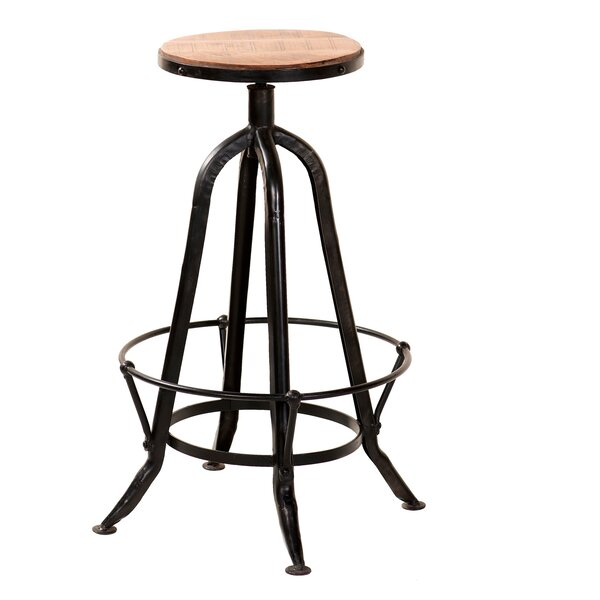 29 Swivel Bar Stool by Yosemite Home Decor