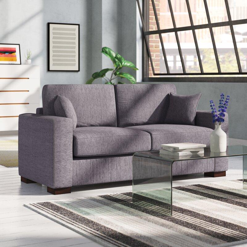 Rosalind Wheeler Remerton 3 Seater Sofa