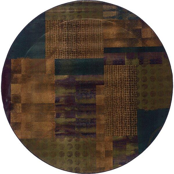 Hinson Blue/Green Area Rug by Latitude Run