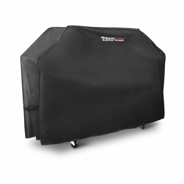 Polyester Oxford Grill Cover Fit Up to 76 by Royal Gourmet Corp