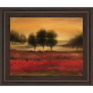 Printed Mcintire Grove II by Ethan Harper Framed Painting Print by Classy Art Wholesalers