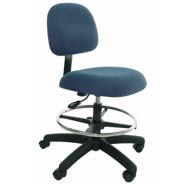 Low-Back Drafting Chair